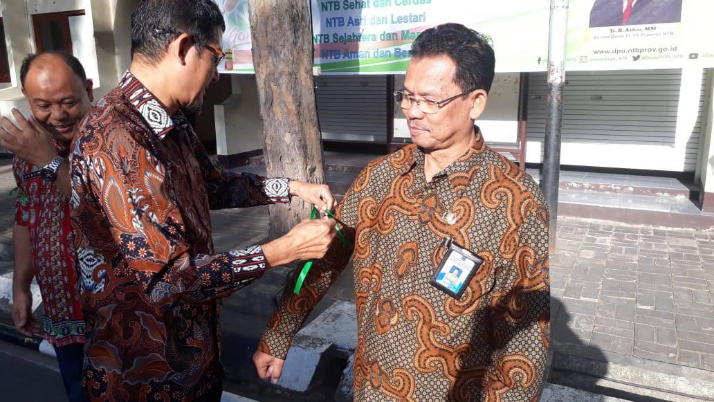 Pita, Realisasi Keuangan Dinas PUPR Provinsi NTB