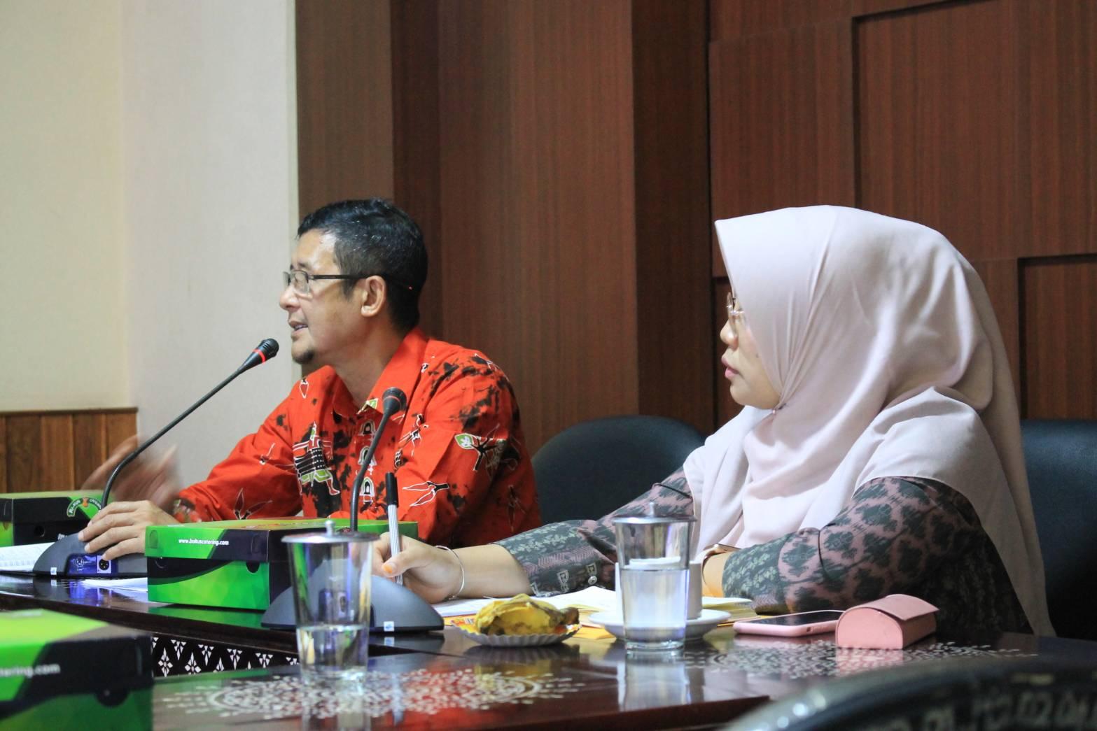 Rapat Koordinasi Penyusunan Rencana Kerja Program/Kegiatan Tahun 2021 Kementrian PUPR di Provinsi NTB