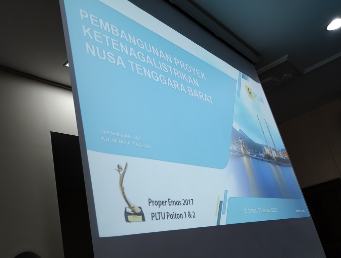 Permohonan Rekomendasi Kesesuaian Ruang Kegiatan Rencana Pembangunan SUTT 1500 kV Jalur GI Mataram – GI Mantang (PT. PLN UIP NUSA TENGGARA)