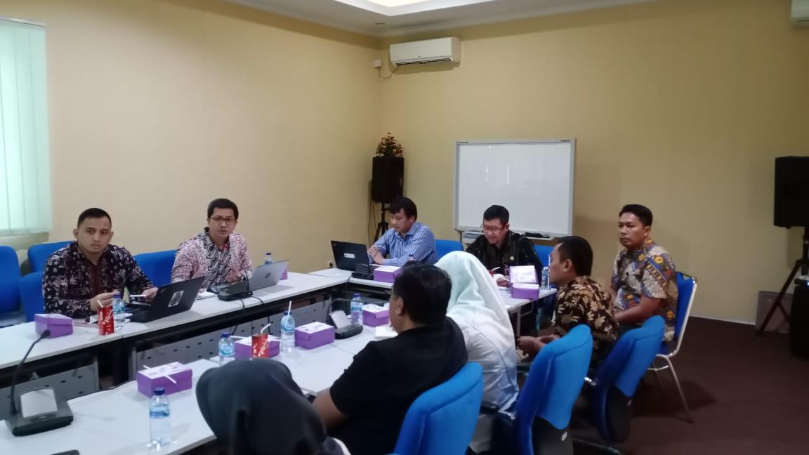 Rapat Pembahasan SPAM Regional Pulau Lombok