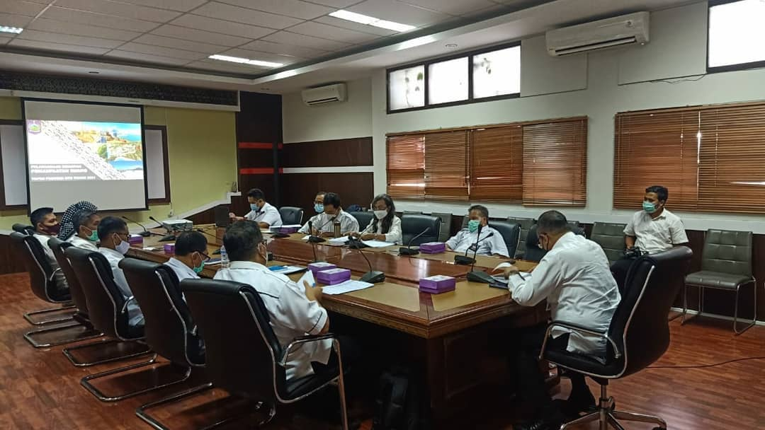 Rapat Koordniasi, TKPRD Provinsi NTB