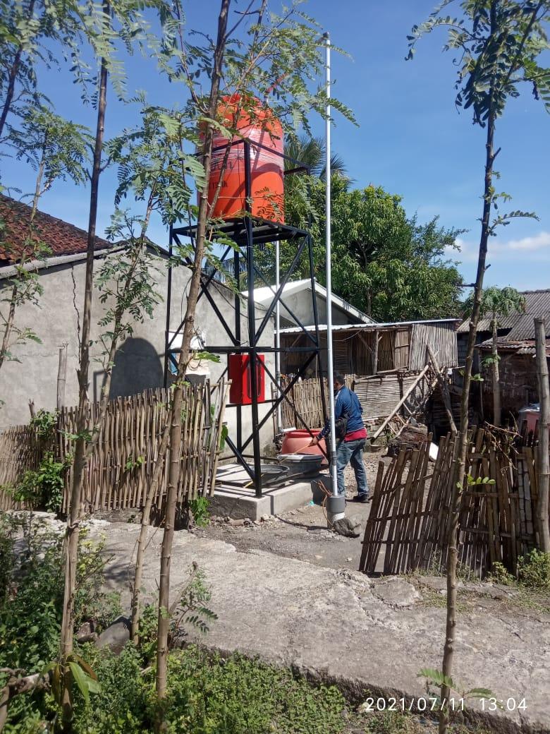 Pembangunan Sumur Bor untuk Memenuhi Ketersediaan Air pada Daerah Tertinggal dan Sulit Air