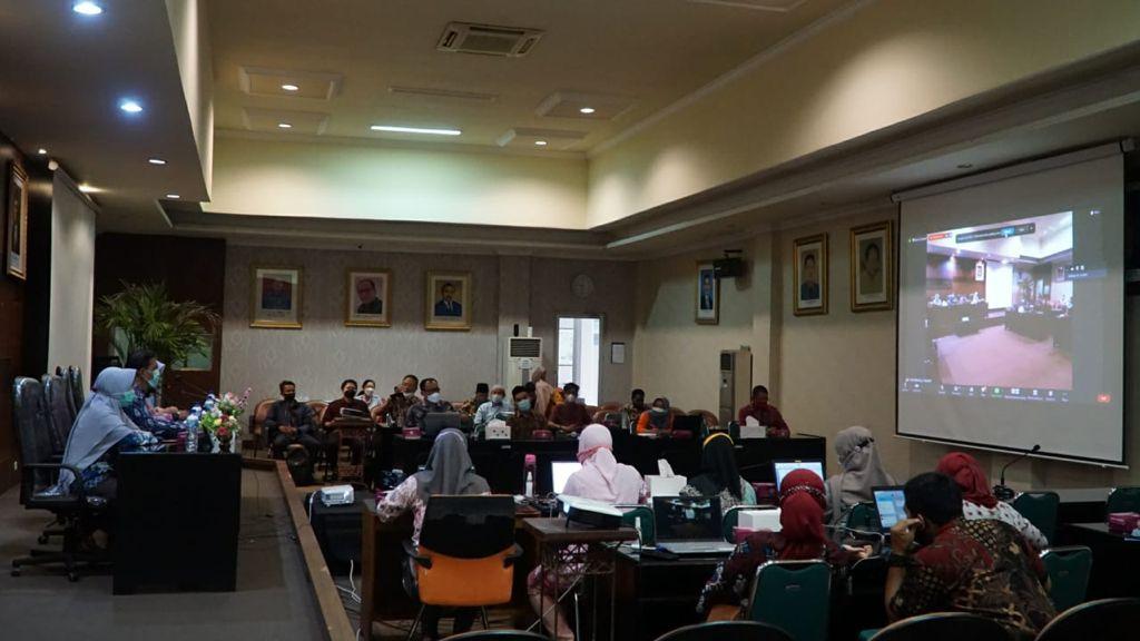 Komisi Irigasi Provinsi NTB: Pembahasan Rencana Tata Tanam Musim Tanam 2021/2022