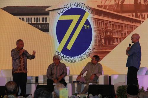 Menteri Basuki : Malam Kilas Balik Harus Menjadi Refleksi Tingkatkan Pelayanan Publik