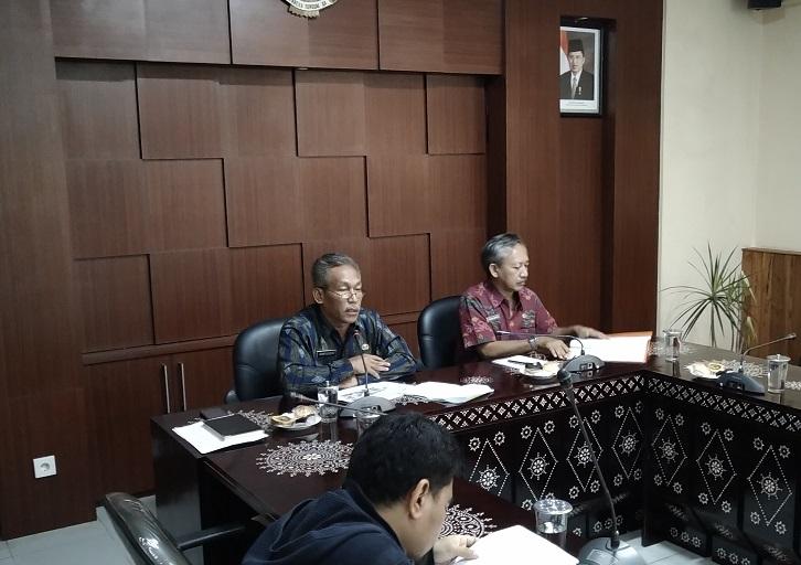 Rapat Koordinasi TPA Regional Rincung di Kabupaten Lombok Barat