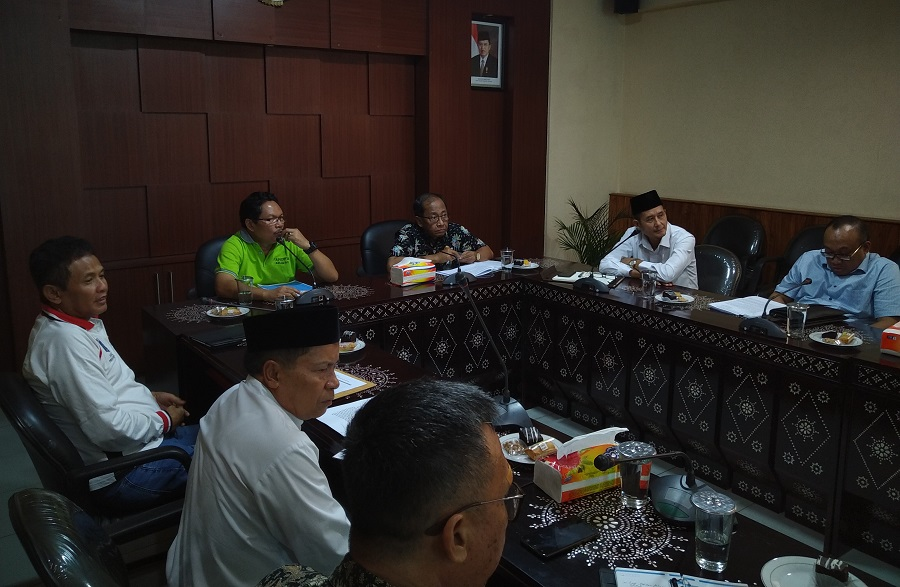 Percepatan Pelaksanaan Pekerjaan Rekonstruksi Rehabilitasi Pelebaran Jalan Pemenang - Bayan - Sembalun