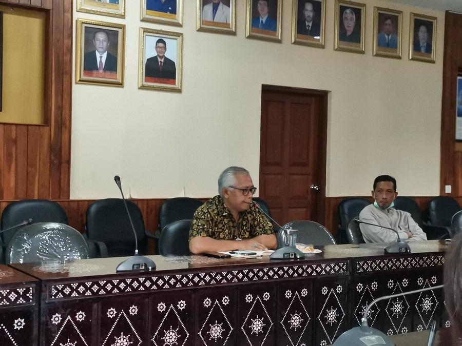 Rapat Koordinasi TIndak Lanjut Kunjungan Lapangan ke SPN Polda NTB