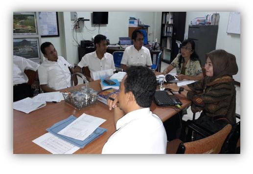 Peninjauan Kembali Rencana Tata Ruang Wilayah Provinsi Nusa Tenggara Barat (Bidang Ke–PU–an)